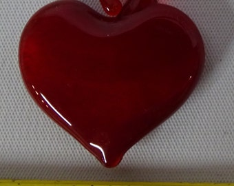 Price reduced  Glass Heart