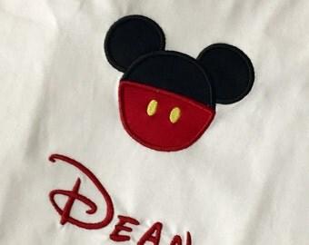 Custom Disney Shirt, Mickey or Minnie Mouse Shirt Available