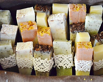 10 Handcrafted all natural artisan soaps