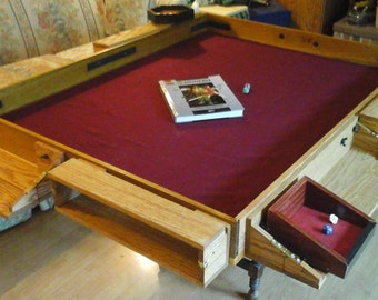 Deposit: Game Dais - 3×4 RPG, Card & Board Gaming Table Top System