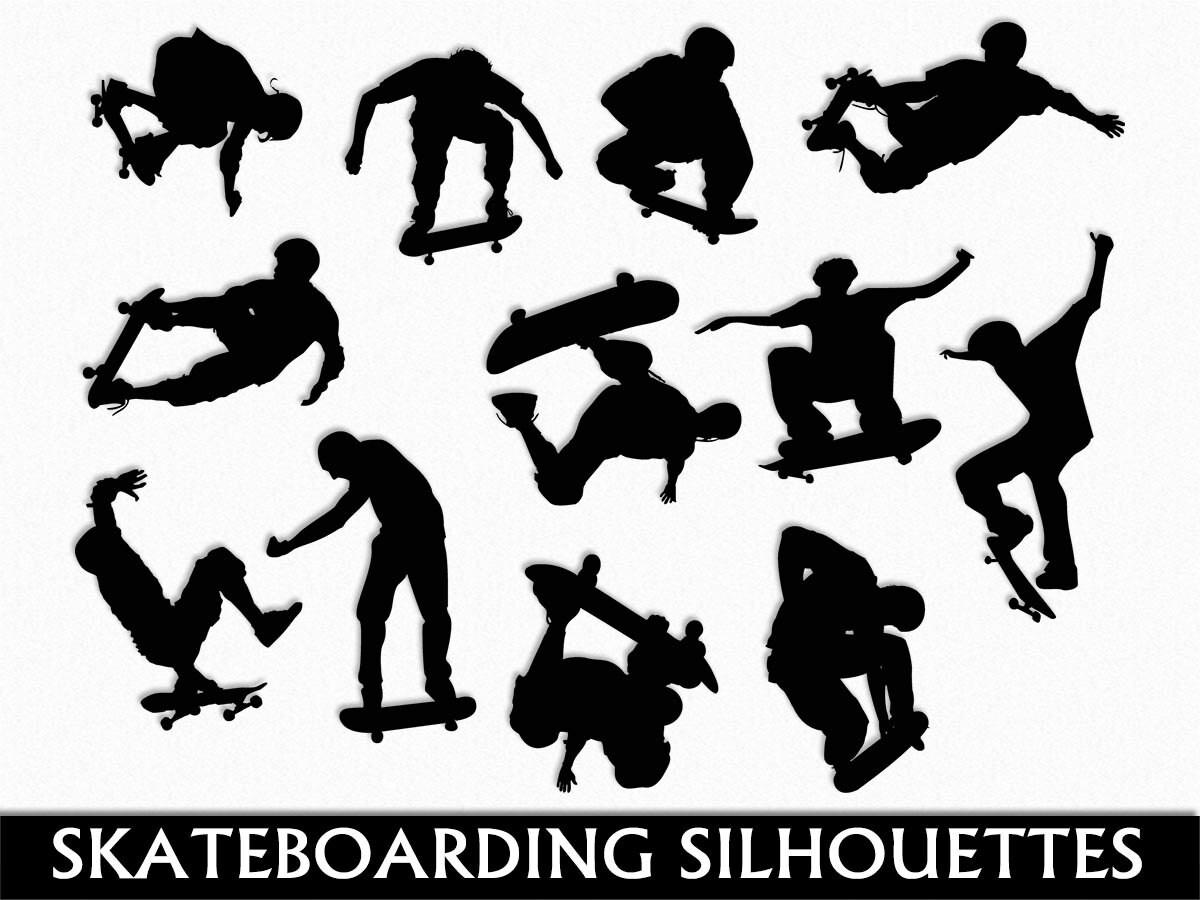 Skateboard clip art images skateboard stock photos amp clipart - Skateboard Artwork Free For Commercial Use Clip Art