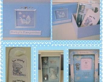 shrudehill keepsake gift box set