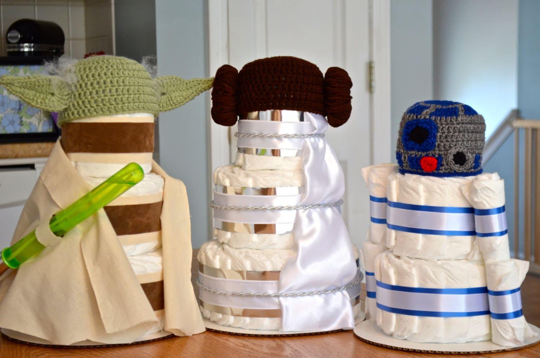 Princess Leia Baby Shower Decorations