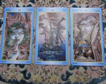 Dream Interpretation Tarot Card Reading