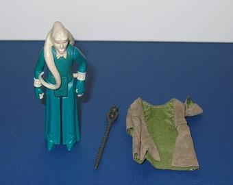 Vintage 1980s Star Wars Kenner Return of the Jedi Bib Fortuna Figure