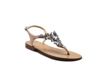 Marsala - Handcrafted Leather Sandal,Slipper and Flip flop
