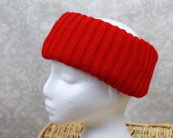 ready to ship, Ribbed Knitted hat, neckwarmer, headband, all in one, interchangable