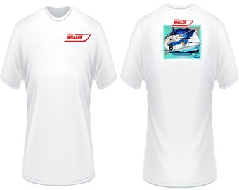 Boston Whaler Marlin T-Shirt