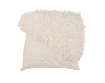 Geometric Hand Woven Textile - Pillow