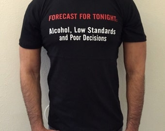 forecast men tshirt