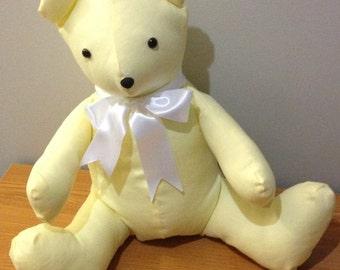 Hand Made Stuffed Animals