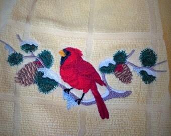 Cardinal Decorative Hand Towels