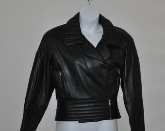 Pia Rucci Vintage Leather Jacket
