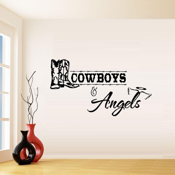 Cowboys And Angels 1 Two Sections