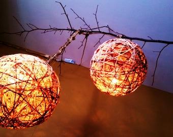 TREE DOUBLE LAMP