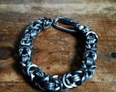 100% Stainless Steel Men's Bracelet