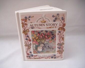 Brambly Hedge Autumn Savings Book