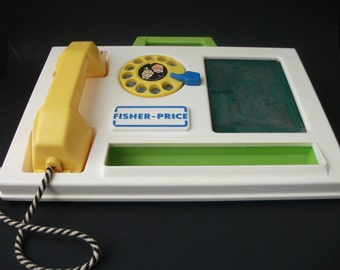 Fisher-Price Message Center # 153