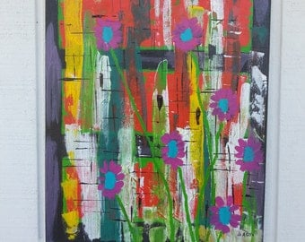 Abstract Painting - Colorful Painting - Graffiti Painting