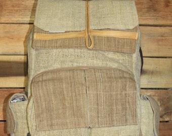 Sunti - 100% organic Hemp backpack