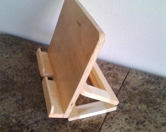 Foldable Tablet Stand Landscape
