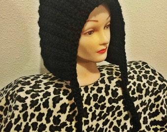 Crochet Pixie/Gnome Hat
