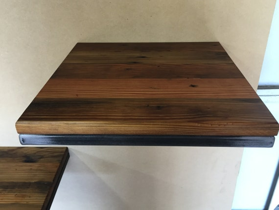 Wall mounted end table night stand for Wall hung nightstand