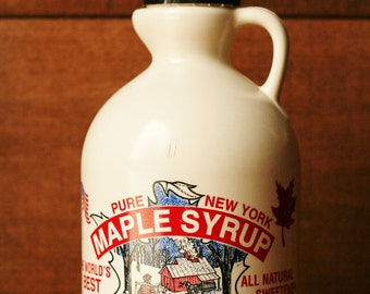 Pure New York Maple Syrup-Quart