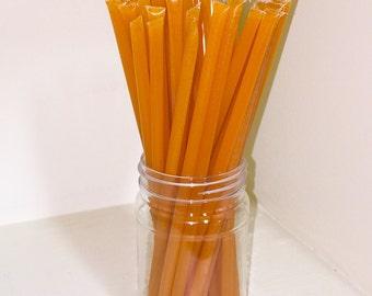 50 Peach Flavored Honey Sticks