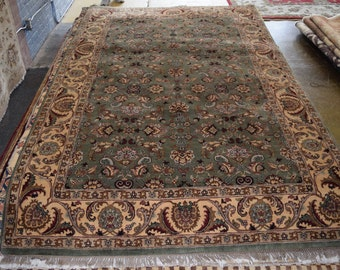 Super Quality Hand Knotted Afghan Rug
