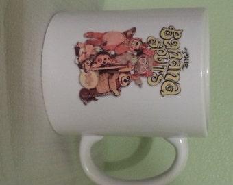 Banana Splits 11 Oz Ounce Coffee Mug **FREE SHIPPING**