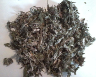 Mugwort Dried herb one ounce
