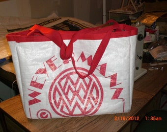 Grain Bag Tote Lined 15 page Tutorial