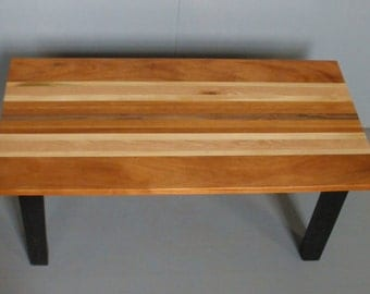 contemporary handmade coffee table