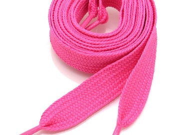 Thick Fat Shoelaces for Sneakers, Boots and Shoes - Chose Your Colors