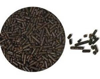 Brown Chocolate Jimmies - 3.2 oz