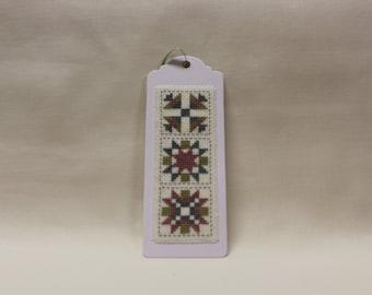 Bookmark - Cross stitch