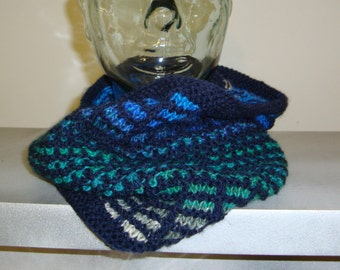 Stained Glass Knitted Cowl Kit