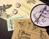 Secret Letter Crew Membership