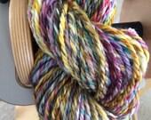 Superwash Merino n-ply worsted weight handspun yarn