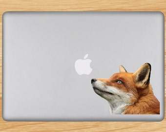 The Fox - Laptop Decal