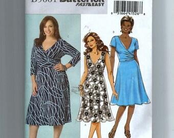 Butterick Women's Dress Pattern B5001