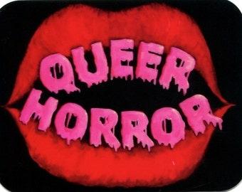 Queer Horror Vinyl Sticker