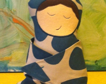 Swaddle Baby Doll