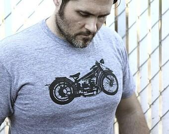 1930s BMW Motorcycle Tshirt