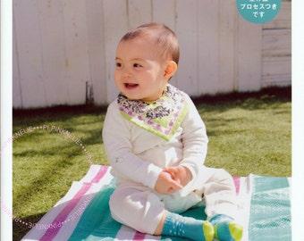 FREE Shipping - Handmade BABY Goods - Japanese Craft Book*