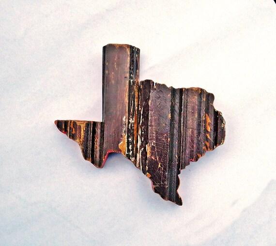 texas decor rustic texas art salvaged wood wall art by woodenaht. Black Bedroom Furniture Sets. Home Design Ideas
