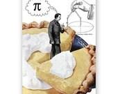 Pi is Infinitely Tasty - Card