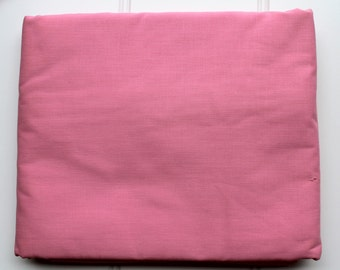 New Vintage Duvet Cover - Cotton Comforter and Blanket Cover  - New Twin Full - Pink - Dolly Madison