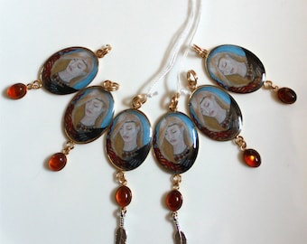 SABBATICAL SALE: Freyja's Sorrow pendants